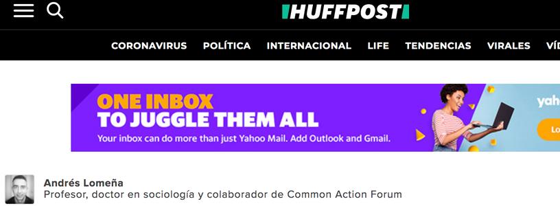 Huffington Post: Los mundos posibles del sonido