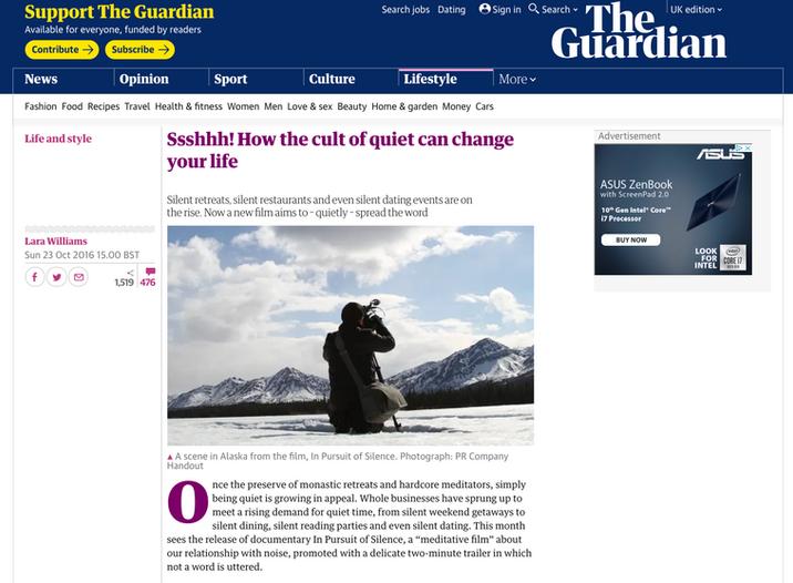 Guardian: Ssshhh!
