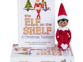 Elf on the Shelf Time