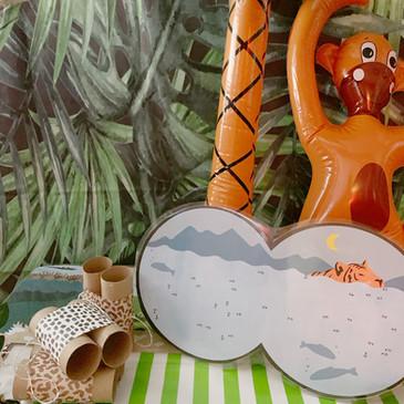 DIY Animal Toddler Activities: