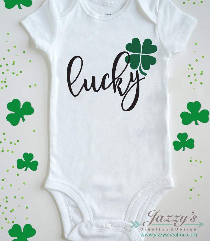 JCD Lucky Onesie