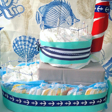Baby Shower Nautical Themes & Ideas