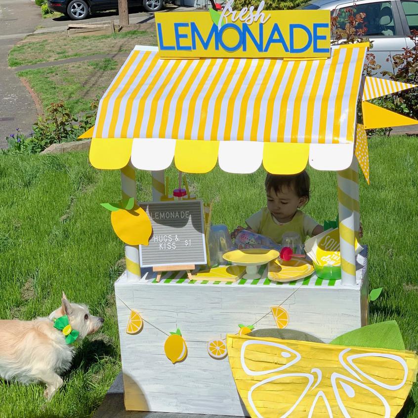Lemonade Anyone
