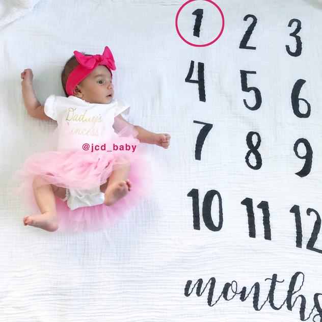 1 month Maddie