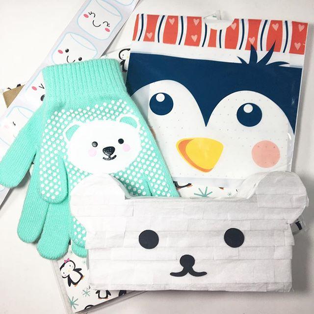 More Christmas stuff.. putting together Christmas stocking, making mini polar bears piñata, and diy crafts.. love the holidays