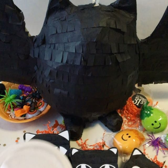 #HappyFriday!! Still working away on #halloween crafts.jpg #kitty #giveaway will be announced on Monday.jpg So check out previous post