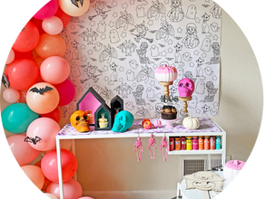 Create a FUN Halloween Party (and find some spooky ideas)