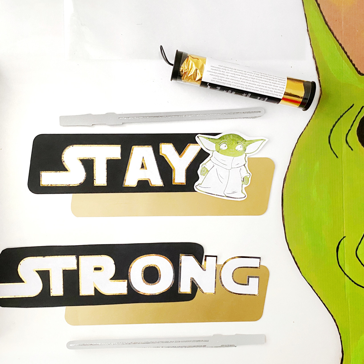 Stay Strong Sign