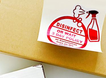 Download Labels (Stay Safe)