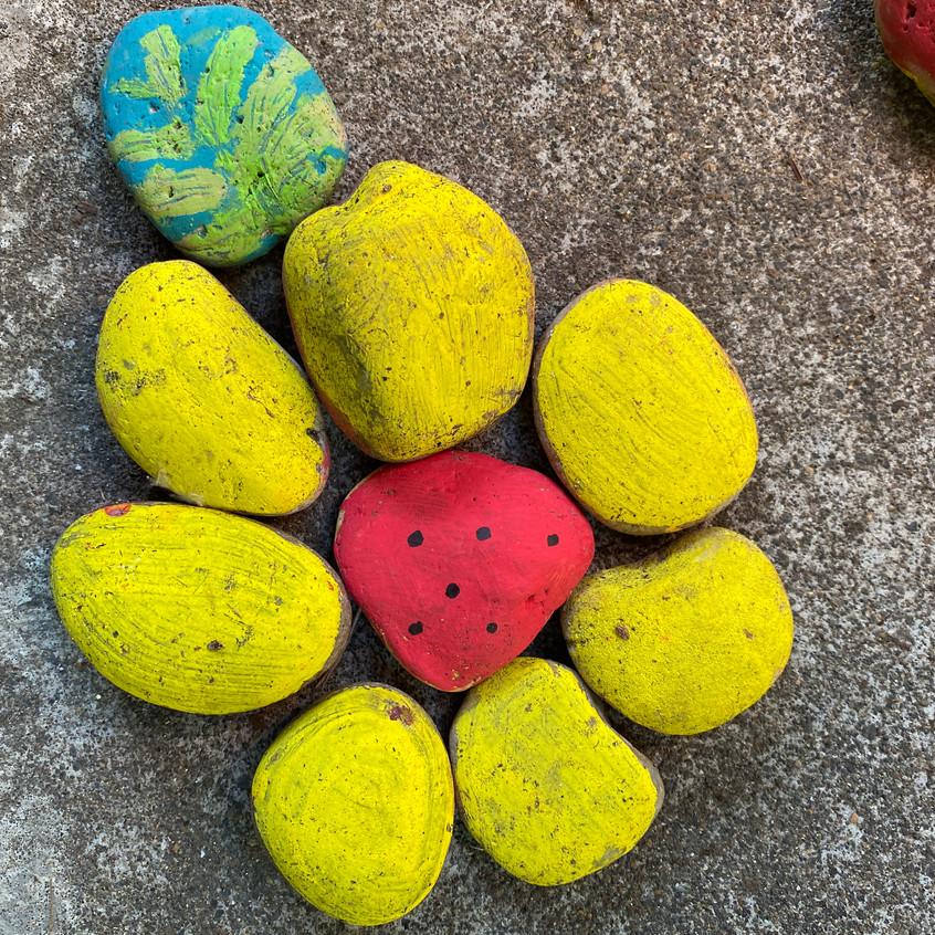 Rock Flower Example