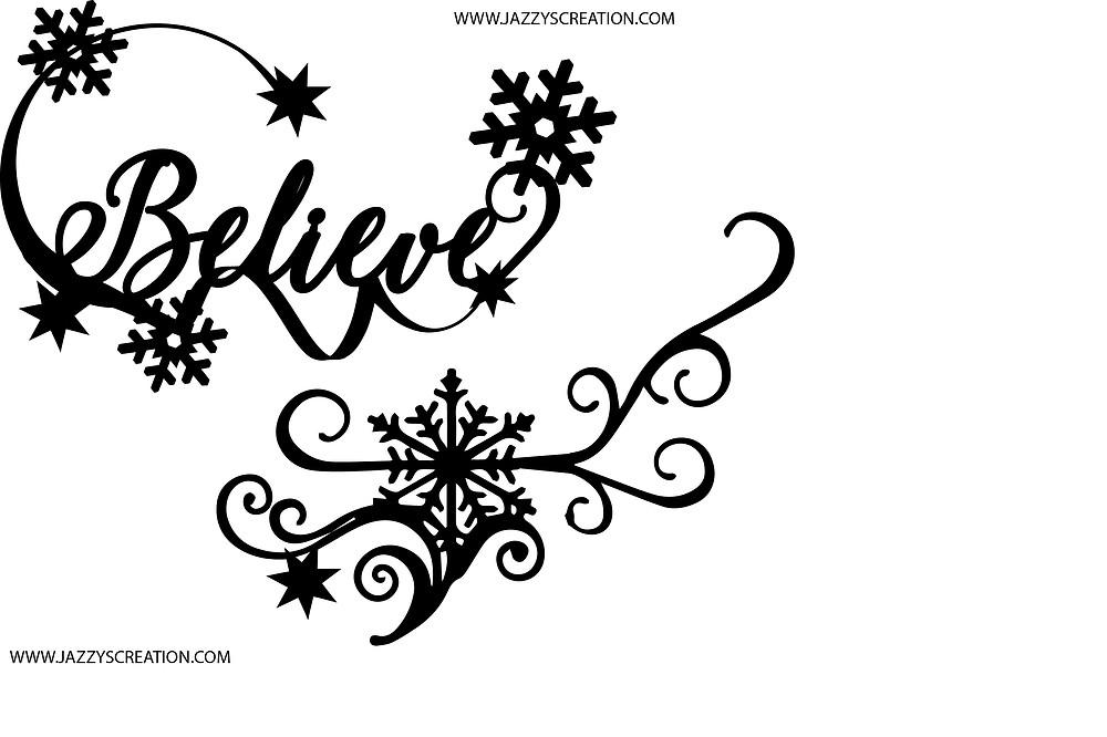 Believe Christmas JPG