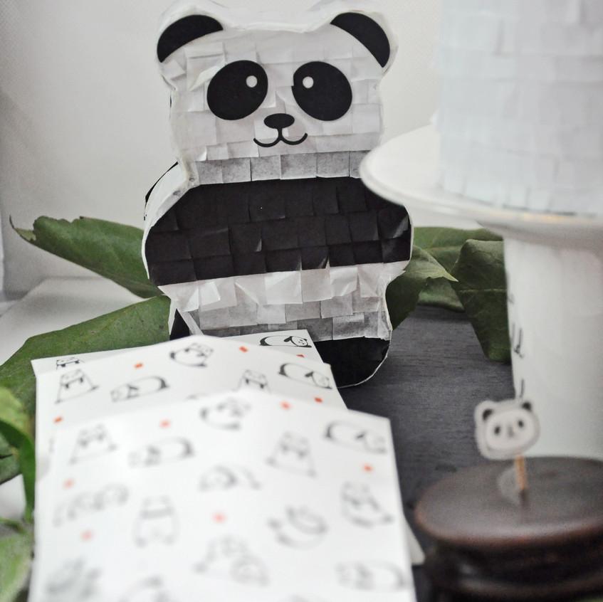 Panda Bear Piñata