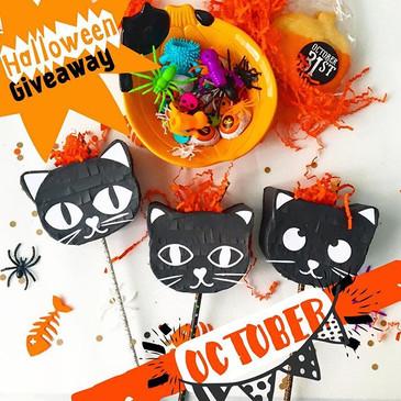 October's Halloween Giveaway