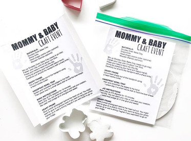 Mommy & Baby Craft Time