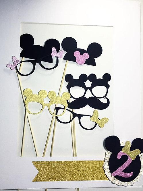Disney Photo Props
