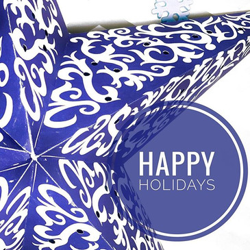 Happy Holidays (Hanukkah)