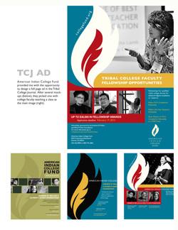 Printed Ads on TCJ