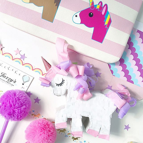 Mini Pony Unicorn Piñata