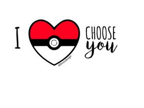 I choose you! #Pokemon