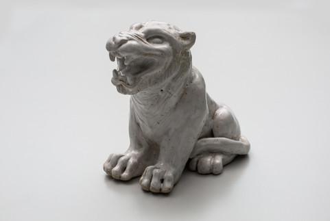 M/C Lion sculpture 2018 photo by Pyry Lepistö