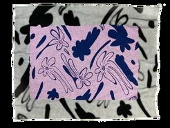 Flying Daisies blanket