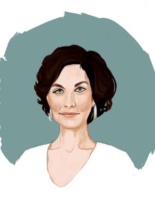 Jacqueline Salit Portrait