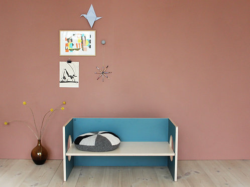 CUBE: BANC / TABLE ENFANT