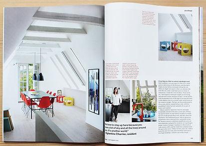 Small-Design in Dwell magazine