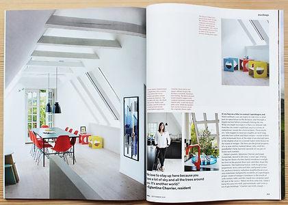 Small-Design i Dwell Magazine med børnemøbler