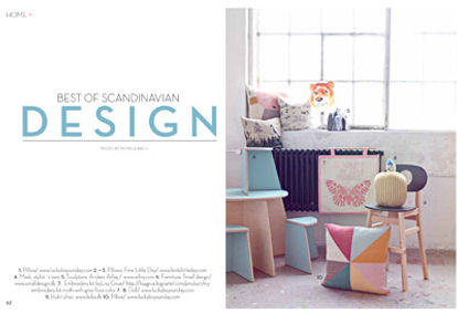 Small-Design in Lille Nord Magazine, Circle table
