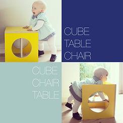 Small Design, børnemøbler, Kube