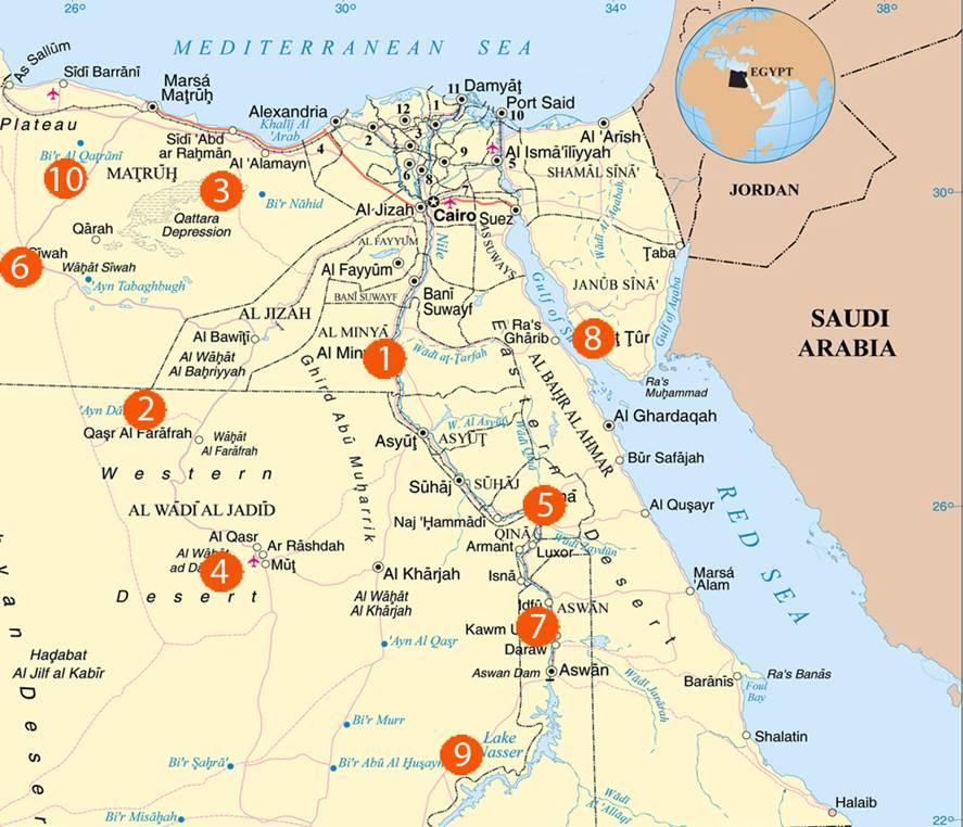 Egyptische matchmaking