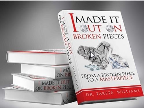 I Made It Out On Broken Pieces