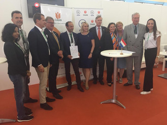 The Netherlands honorary guest at SIPSA SIMA in Algiers (Dutch)