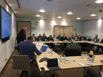 NAFTC Africa participates in Climate Smart Agriculture Seminar, The Hague
