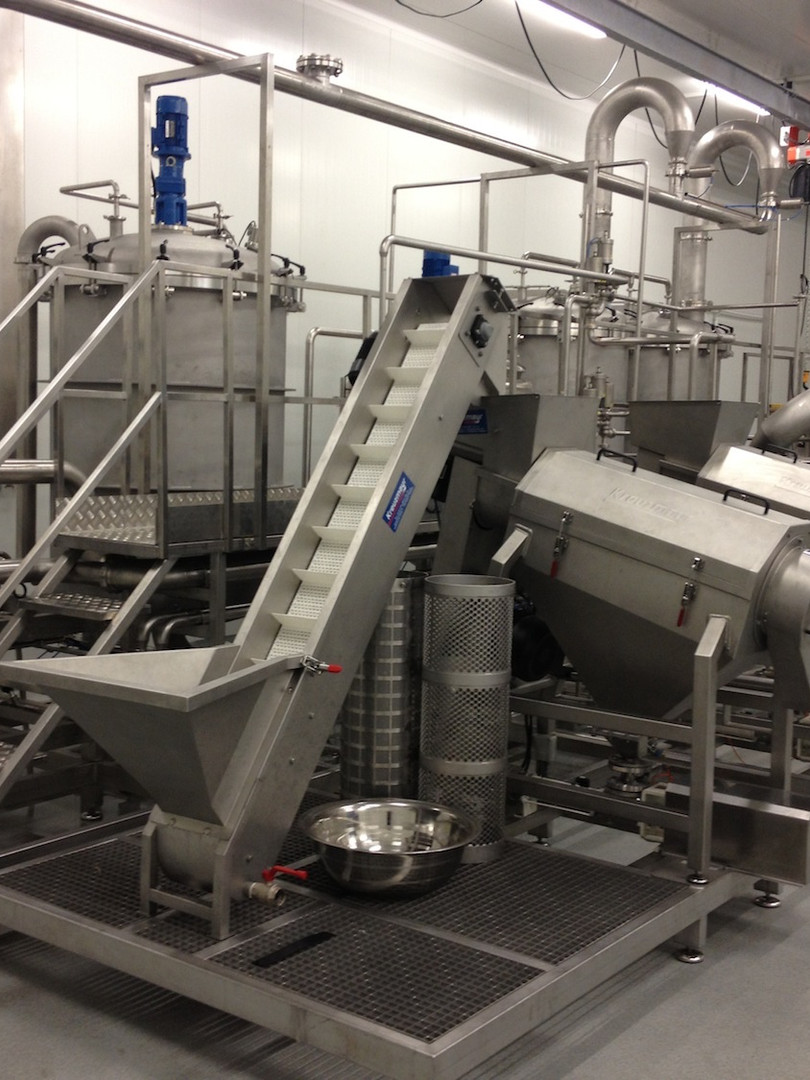 Afropa Tropical Fruit processing