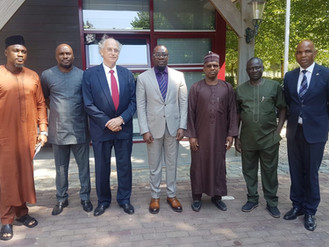 Nigerian trade delegation learns Dutch technologies in Brabant