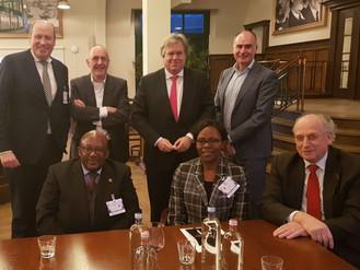 NAFTC-Africa meets Ambassador of Zimbabwe to the EU