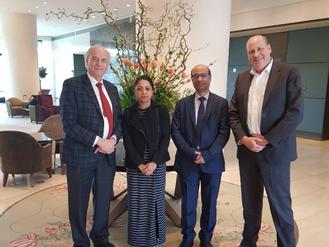 NAFTC-Africa meets Mauritius