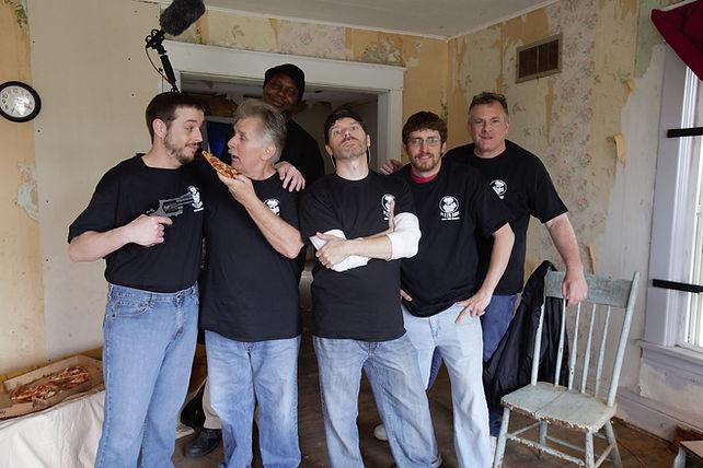 Nicholas Joseph Mackey, Joe Estevez, Skip Erickson, Ron McLaurine, Jeremy Myers, Rick Moreau
