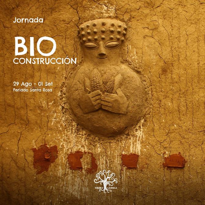 Jornada de Bioconstrucción por feriado (29 Ago - 01 Sep)