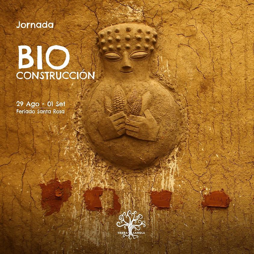 Jornada de Bioconstrucción por feriado (29 Ago - 01 Set)