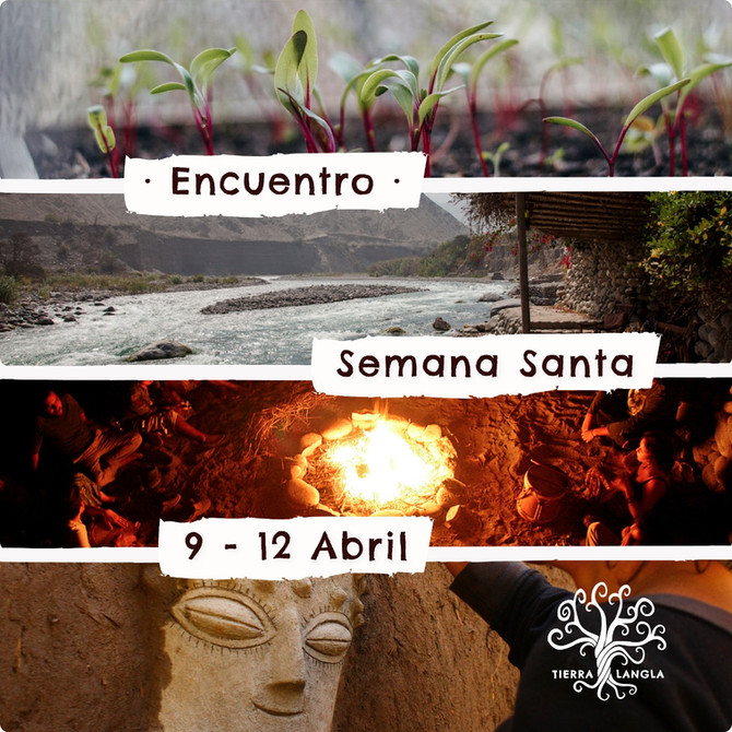 Encuentro de Semana Santa