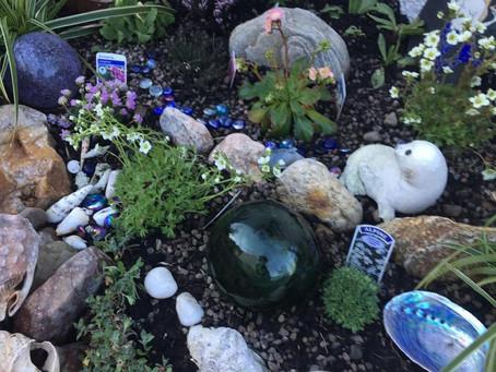 Everyone needs a piece of garden