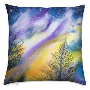 Aurora Night Cushion