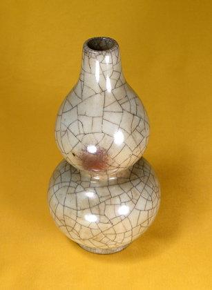 Porcelain Gourd Vase