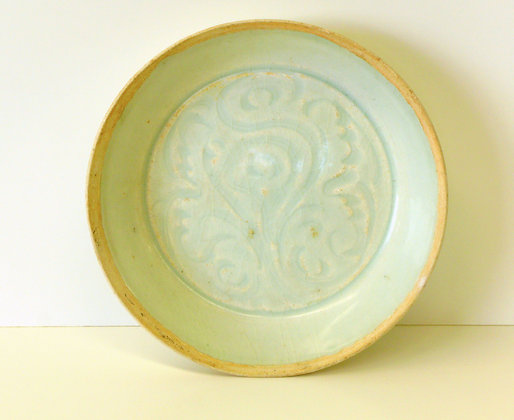 Chinese Small Celadon Pottery Bowl