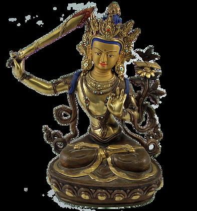 Bronze Guan Yin