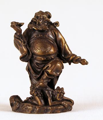 Bronze mortal
