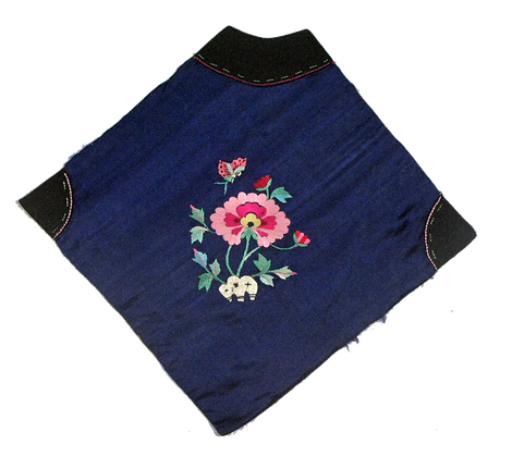 CTB 12 Antique Chinese Bellyband